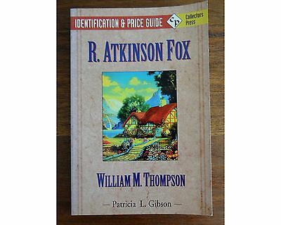 1995 R Atkinson Fox & Thonpson Prints ID & Price Guide Gibson Landscapes Cottage