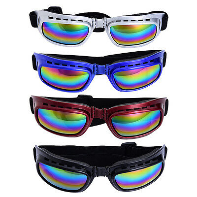 Vision Sports Wind Goggles Motocross Motor Bike anti-fog Dirt Glasses Motorcycle
