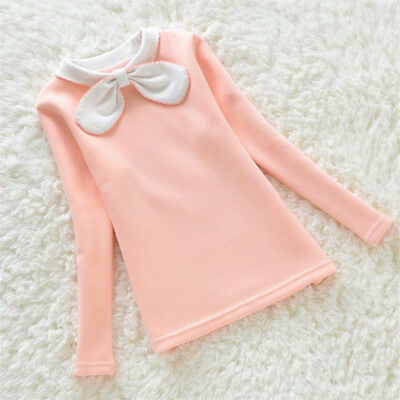 BibiCola Kids Girl Sweater Cotton Cardigan Baby Outerwear Girls Knitwear Clothes