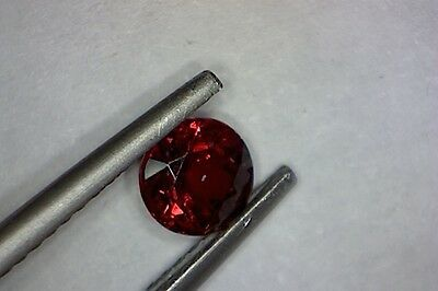 RHODOLITE GARNET NATURAL MINED UNTREATED 1.02Ct  MF8076