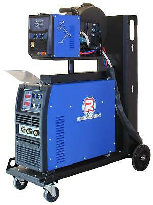 MIG Welder R-Tech 450 Amp Industrial with separate wire feed unit