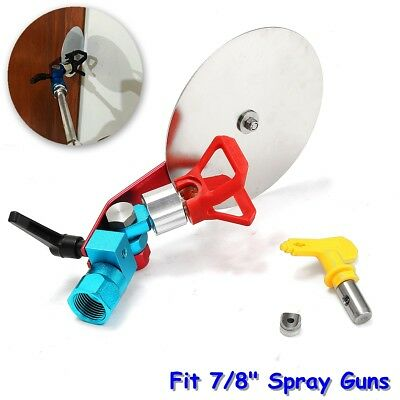 AU Universal 7/8'' Spray Guide Accessory With Tip Tool For Paint Sprayer
