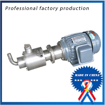 CG15-1-0.37 Type Stainless Steel Screw Pump Price for Honey and Jam