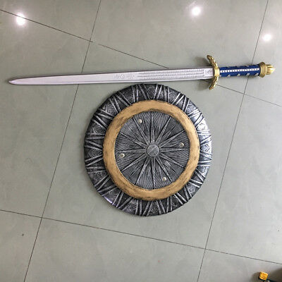 Superhero Wonder Woman Diana Cosplay Shield Sword Halloween Cosplay Props