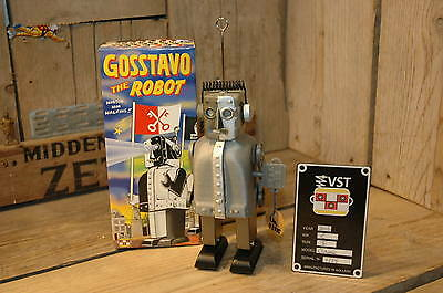 VST - Gosstavo Classic Space Robot    Limited edition of 25 pieces !!