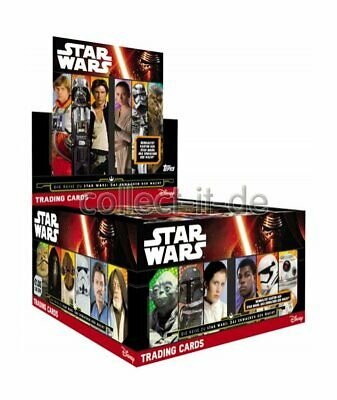 TOPPS - Star Wars - Journey to Star Wars - 1 Display (50 Booster) - Deutsch