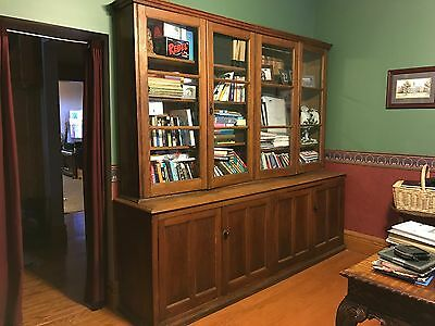 REDUCED !! - Late 19th century Bookcase -