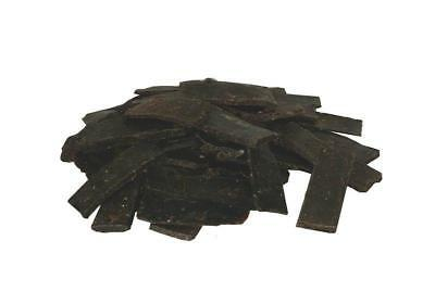 Bag of Pine Tar Soap Offcuts 450g for re-batching melt and pour from Turkey