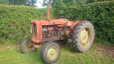 nuffield tractor 460