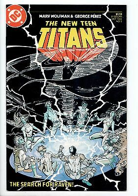 New Teen Titans #2 - The Search for Raven (DC, 1984) - VF