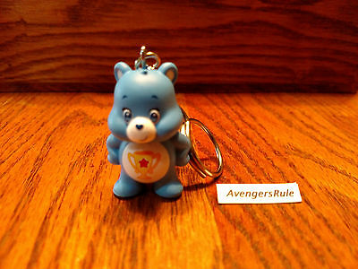 Care Bears Vinyl Keychain Series KidRobot Champ Bear 1/24