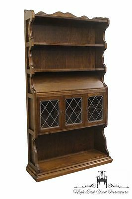 ETHAN ALLEN Royal Charter 48″ Bookcase Library Wall Unit 16-9005