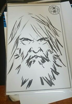 God Country Sketch Original Cover Image Blind Box 25Th Annv