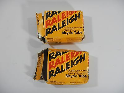 Raleigh Bicycle Tube 27 X 1 X 1-1/8 - 700C (Lot of 2)