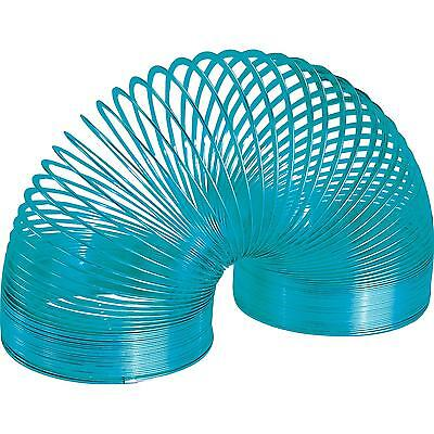 Color Metal Slinky By Alex Brands - Blue - Brand New In  Box