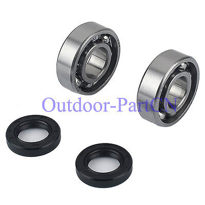 New Crankshaft Bearing Clutch Drum Sprocket Cover For STIHL 029 039 MS290 MS310