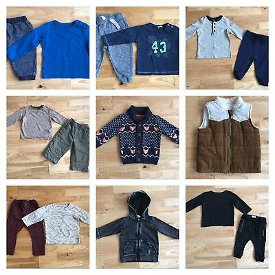 Bundle baby boys clothes age 6-9 months free postage