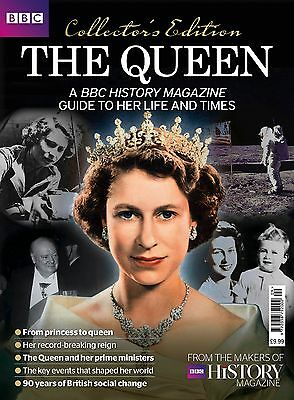 BBC - The Queen Collectors Edition Magazine