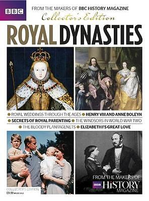 BBC - Royal Dynasties Collectors Edition Magazine