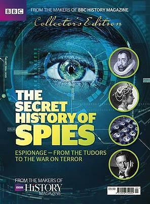 BBC - The Secret History Of Spies Collectors Edition Magazine