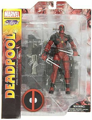 """Marvel Select Deadpool Action Figure 7"""" Special Collectors Edition  MAR101468"""