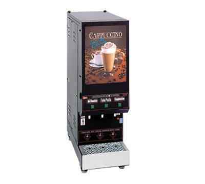 Cecilware GB3M-LD 3 Flavor Commercial Cappuccino Machine &Wrty Cert WILL SHIP
