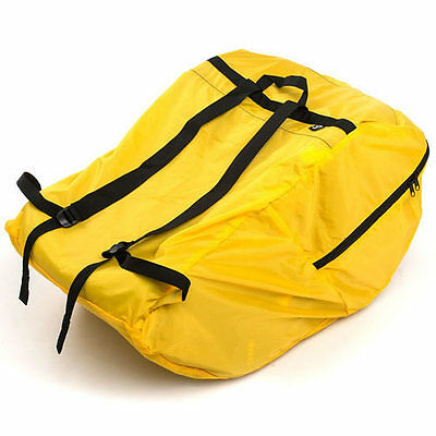 Brand new in box Doona car seat Travel bag in Yellow