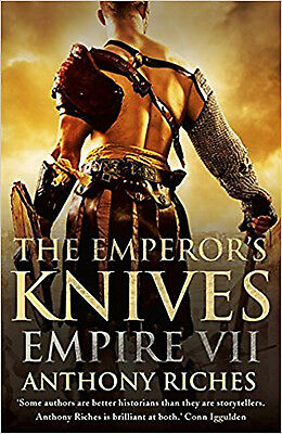 The Emperor's Knives: Empire VII (Empire series), New, Riches, Anthony Book