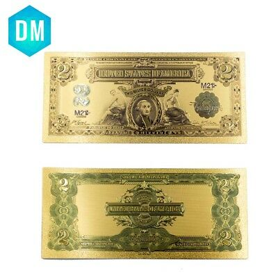 american 2 dollar paper money 1899 usd 2 collections souvenir gifts bill note