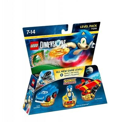Sonic Lego Dimensions Level Pack - Brand New!
