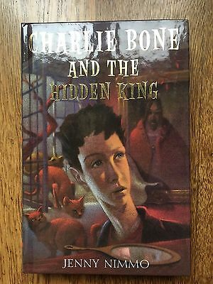Charlie Bone and the Hidden King 5 by Jenny Nimmo (2006, Hardcover)