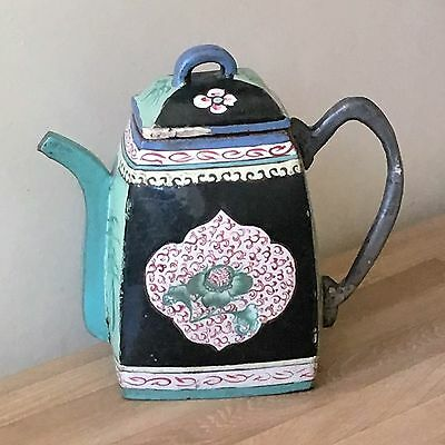 Chinese Yixing Teapot Signed