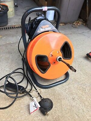General Wire Mini Rooter Drain Cleaning Machine /snake