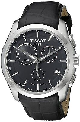 Tissot Men's T0354391605100 T-Trend Couturier Analog Display Swiss Quartz...