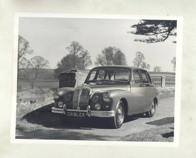 1960 ? Daimler DQ450 Majestic Major Saloon ORIGINAL Factory Photo wy3308