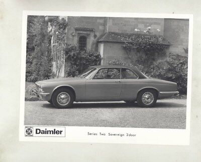 1975 ? Daimler Series Two Sovereign 2 Door ORIGINAL Factory Photo wy3323