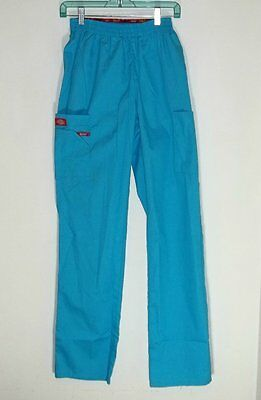 Dickies Womens 86106 Eds Signature Scrubs Missy Fit Pull-on Cargo Pant,XS Tall