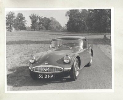 1960 ? Daimler SP250 RHD ORIGINAL Factory Photograph wy3352