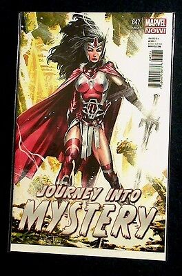 Journey Into Mystery #647 Variant 1:50 Marvel Comic Book. only 400 made