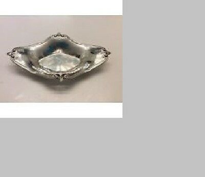 LSNR Tiffany & Co. Sterling Silver Nut Dish PinTray Bowl ? Grams Antique 1907