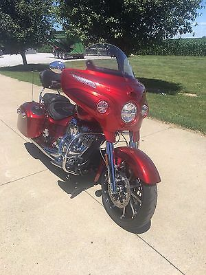 2017 Indian  2017 Indian Chieftain Elite LIKE NEW