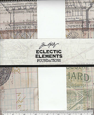 Quilting Fabric Westminster Fabric Tim Holtz Eclectic Elements Foundations