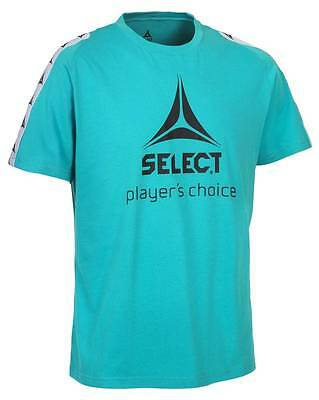 Select Ultimate Player T-Shirt türkis NEU 45358