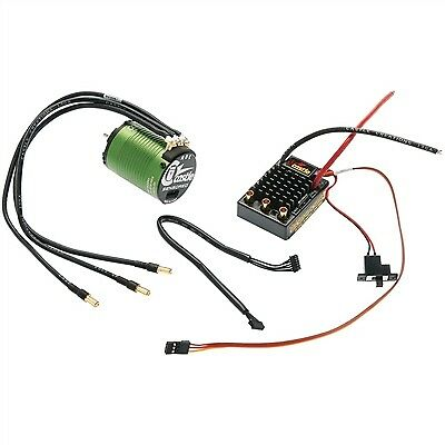 Castle Creations SV3 ESC Combo With 4600kv Sensored Motor  CSE010011505