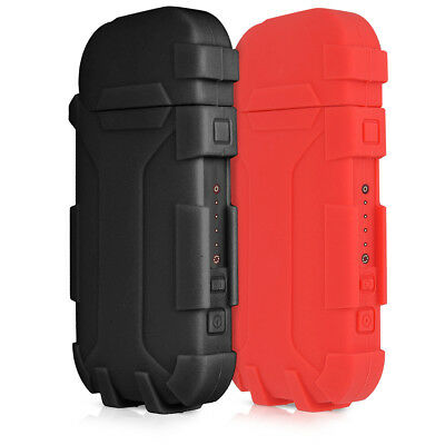 kwmobile BAG CASE FOR IQOS POCKET CHARGER STARTER-KIT SILICONE CASE PROTECTIVE