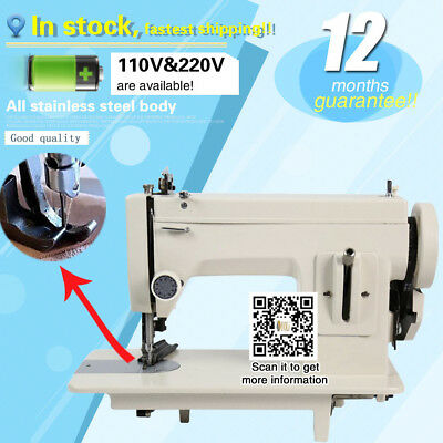 brand new SEW LINE 106-RP Thick Material sewing machine 7'' arm sewing machine