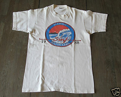 Vintage '80 Hawaiian Surf T-Shirt
