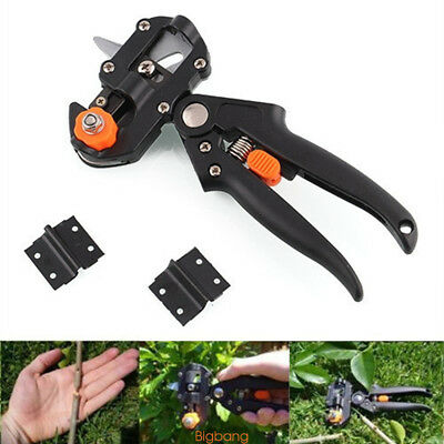 Fruit Tree Grafting Tools Scissors Secateurs Vaccination Knife Cutting Pruner