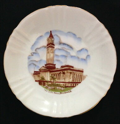 ♡  Royal Standard Souvenir Pin Dish The City Mall Brisbane Queensland