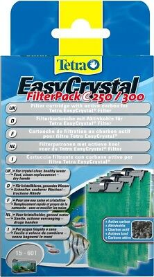 Tetra Crystal Filter Carbon Cartridge, For Crystal-Clear, Healthy Water
